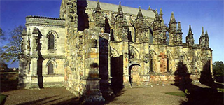 "Formed in 1995, the Rosslyn Chapel Trust aims to ""preserve and promote for the benefit of the nation..."